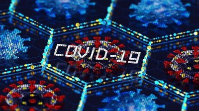 Encuesta global en línea muestra que el rastreo del origen de la COVID-19 se ha politizado (PRNewsfoto/CGTN)