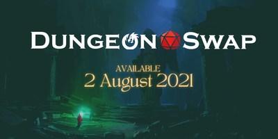 DungeonSwap: the first Binance smart-chain-based RPG game