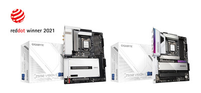 GIGABYTE Demonstrates Leadership in Motherboard Innovation with International Recognition
