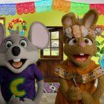 Chuck E. Cheese® celebra el Mes de la Herencia Hispana