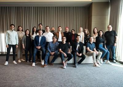 Equipo multidisciplinario de Hey Banco y Brands&People. Foto: Brands&People + HeyBanco.