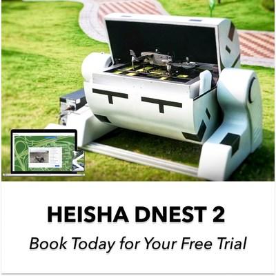 HEISHA DNEST2 es la solución de drones en caja de segunda generación. DNEST2 es compatible con los drones DJI, Autel, Parrot y Skydio.